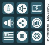 contains such icons as... | Shutterstock .eps vector #1202935930