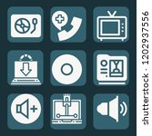 contains such icons as... | Shutterstock .eps vector #1202937556