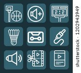 contains such icons as... | Shutterstock .eps vector #1202943949