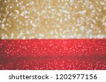 abstract christmas background ... | Shutterstock . vector #1202977156