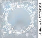 vector of christmas background...   Shutterstock .eps vector #1202986033