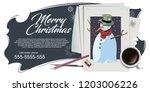 stock illustration. people in... | Shutterstock .eps vector #1203006226