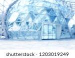 blur building structures... | Shutterstock . vector #1203019249