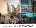 london  october  2018  south...   Shutterstock . vector #1203047446