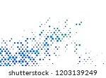 light blue  green vector cover...   Shutterstock .eps vector #1203139249