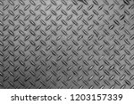 old steel plate background | Shutterstock . vector #1203157339