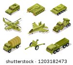 armor weapon collection.... | Shutterstock .eps vector #1203182473