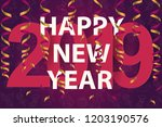 greeting background with... | Shutterstock .eps vector #1203190576