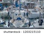 italy  sicily  mediterranean...   Shutterstock . vector #1203215110