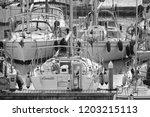 italy  sicily  mediterranean...   Shutterstock . vector #1203215113
