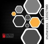 eps10 vector abstract geometric ...   Shutterstock .eps vector #120327880