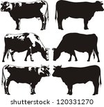 agriculture,animal,beef,beef cattle,beef icon,beef isolated,bull,bullocks,butcher,butchery,cattle,cow,cow isolated,cow silhouette,dairy