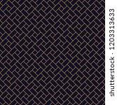 vector ornamental seamless... | Shutterstock .eps vector #1203313633