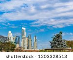 buenos aires  argentina ... | Shutterstock . vector #1203328513