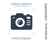 high quality filled photo... | Shutterstock .eps vector #1203330493