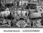 italy  sicily  mediterranean...   Shutterstock . vector #1203335800