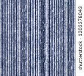 grain stroke striped indigo... | Shutterstock . vector #1203378043