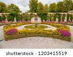 salzburg  austria   september 3 ...   Shutterstock . vector #1203415519
