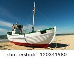 A Photo Of Fishing Boat On The...