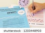 s o paulo  brazil   october... | Shutterstock . vector #1203448903