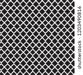 black and white grill line... | Shutterstock .eps vector #1203490816