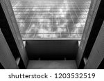 abstract architectural design.... | Shutterstock . vector #1203532519