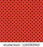 tileable artistic quadrangle... | Shutterstock .eps vector #1203583963