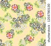abstract elegance seamless... | Shutterstock .eps vector #1203780130
