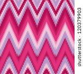 seamless zig zag chevron... | Shutterstock .eps vector #120379903