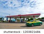 bangkok  thailand   august 19 ... | Shutterstock . vector #1203821686