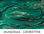 gold marbling texture design.... | Shutterstock . vector #1203837556