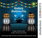 vector illustration for ... | Shutterstock .eps vector #1203841573
