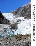 fox glacier | Shutterstock . vector #120397126