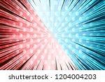 comic versus light concept with ...   Shutterstock .eps vector #1204004203