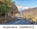 bains kloof  south africa ... | Shutterstock . vector #1204064173