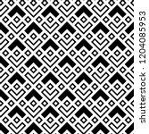 ethnic pattern. curves ... | Shutterstock .eps vector #1204085953