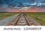 Vanishing Railroad Travelling...