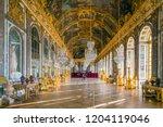 versailles  france   september... | Shutterstock . vector #1204119046