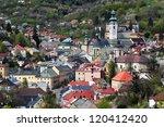 banska stiavnica historical... | Shutterstock . vector #120412420