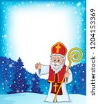Saint Nicholas Topic Frame 1  ...