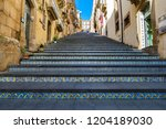 caltagirone  italy   september... | Shutterstock . vector #1204189030