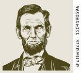 Hand Drawn Vector Portrait....