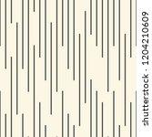 seamless chaotic line wallpaper.... | Shutterstock .eps vector #1204210609