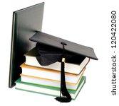a graduating achievement class | Shutterstock . vector #120422080
