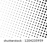 abstract futuristic halftone...   Shutterstock .eps vector #1204235959