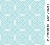 art deco seamless background. | Shutterstock .eps vector #1204298356