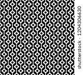 seamless geometric pattern.... | Shutterstock .eps vector #1204306630