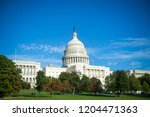 scenic western view of the...   Shutterstock . vector #1204471363