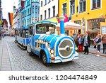 tallinn  estonia   august 30 ... | Shutterstock . vector #1204474849