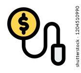 pay per click | Shutterstock .eps vector #1204510990
